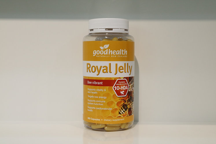 Good Health Royal Jelly 굿헬스 로얄젤리 1000mg  365c <70,000>