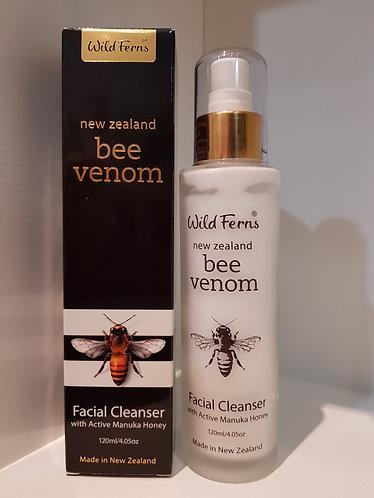 [Parrs] Wild Ferns Bee venom Facial Cleanser 와일드펀스 봉독 얼굴 클린저 120ml