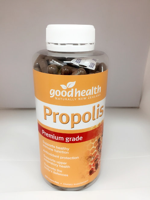 [Good health] Propolis Premium Grade extract 500mg 굿헬스 프로폴리스 프리미엄  300c <55,000>