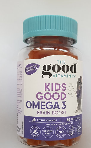 The Good Vitamin Omega3 더굿비타민 오메가3 60s<28,000>