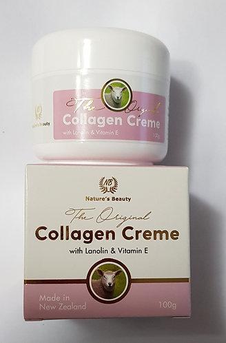 Nature's Beauty Collagen Creme네이쳐스뷰티 콜라겐 크림 100g