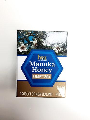 [HNZ] Manuka Honey 마누카꿀 UMF20+(250g) <85,000>