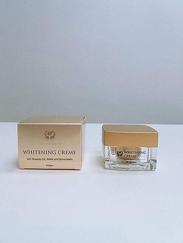 [Nature's Beauty] Whitening Creme (30g) 네이쳐스뷰티 미백크림