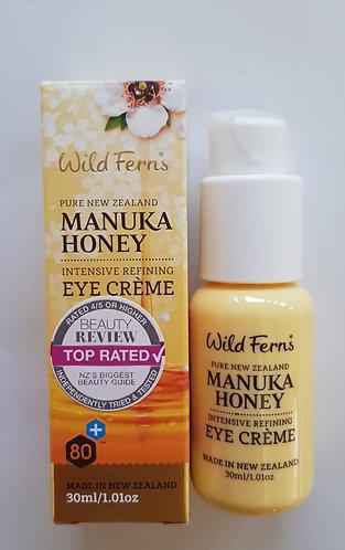 [Parrs] Wild Ferns Manuka Honey Eye Creme 와일드펀스 마누카허니 아이크림 30ml