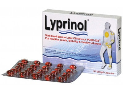 [Pharma Health] Lyprinol 200c (1Pack)-리프리놀<110,000>