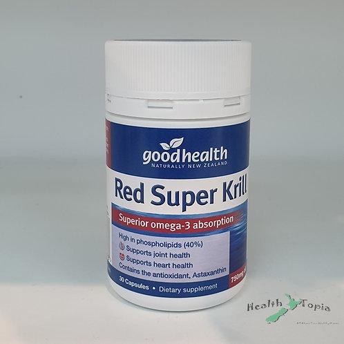 Good Health Red Super Krill 750mg (30정) <25,000>