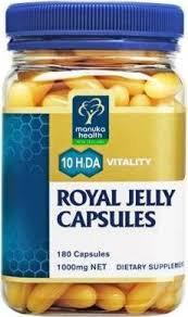 Manuka Health Royal Jelly 마누카헬스 로얄젤리 1000mg 365c <80,000>