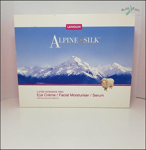 [Alpine Silk] 3 Step Eye+Day+Serum 알파인실크 3 단계 아이크림+데이크림+세럼