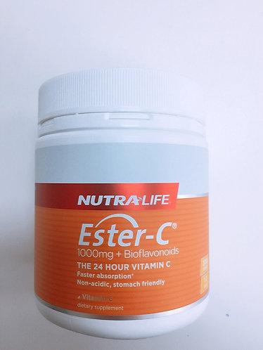 [Nutra-Life] Ester-C 1000mg (200t)<52,000>