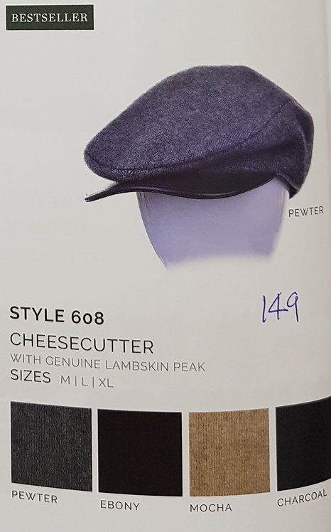 Style 608 Cheesecutter