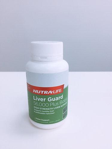 [Nutra-Life] Liver Guard 56,000 + Boldo뉴트라라이프 간 건강 60c<35,000>