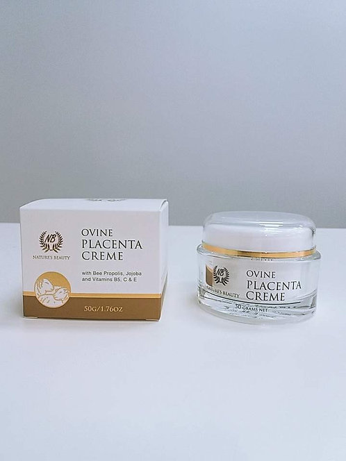 [Nature's Beauty] Ovine Placenta Creme 태반크림  (50g)
