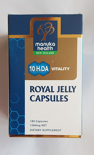 Manuka Health Royal Jelly 마누카헬스 로얄젤리 1000mg 180c  <40,000>
