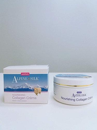 [Alpine Silk] Nourishing Collagen Creme (100g) 알파인실크 콜라겐크림