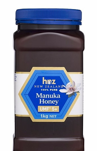 [HNZ] Manuka Honey 마누카꿀 UMF5+ (250g/500g/1kg) <24,000/45,000/60,000>
