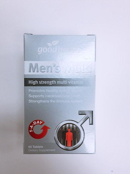 [Good health] Multi Vitamin (60t) 굿헬스 멀티비타민 여성, 남성 <25,000>