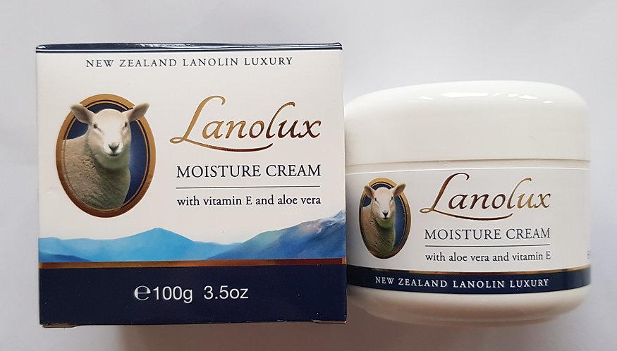 Nature's Beauty Lanolux Moisture Creme 네이쳐스뷰티 라노룩스수분 크림 100g