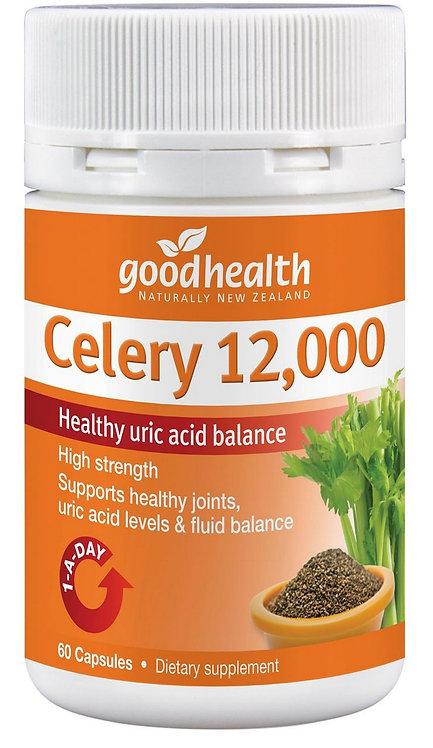 Good Health Celery 12,000 (60c)