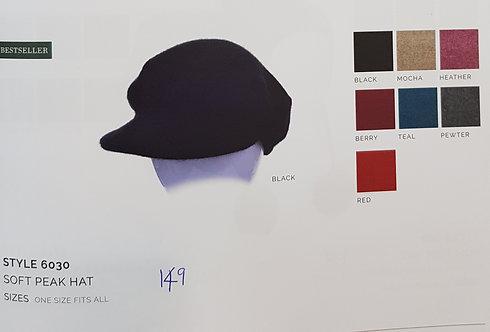 Style 6030 soft Peak Hat<120,000>