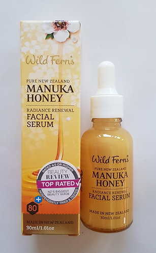 [Parrs] Wild Ferns Manuka Honey Facial Serum 와일드펀스 마누카허니 페이셜세럼 30ml
