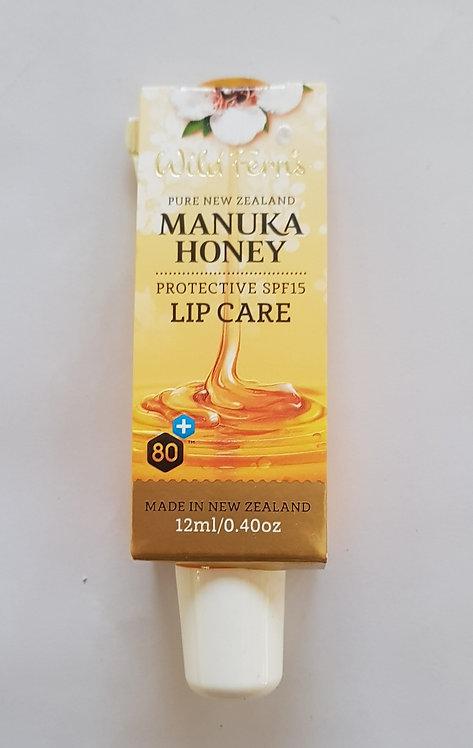 [Parrs] Wild Ferns Manuka Honey LIp Care 와일드펀스 마누카허니 립케어 12ml