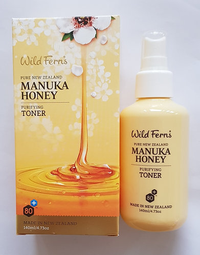 [Parrs] Wild Ferns Manuka Honey 마누카허니 토너 140ml