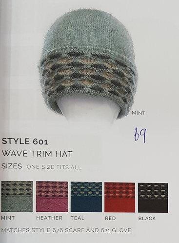 Style 601 Wae Trim Hat