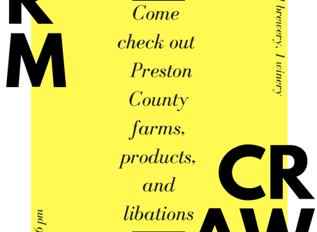 Preston County Farm Crawl - July 14