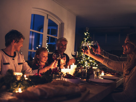 A Holiday Meal: The Importance of Eating Together
