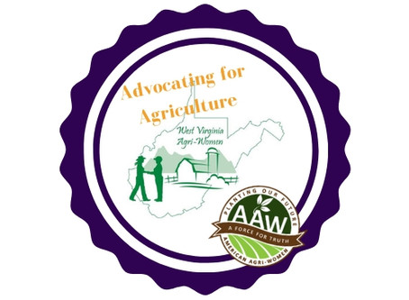 Why I am a WV-Agri Woman