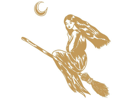 Witchy Woman - Riding the October winds of change