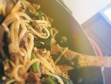 Bison Thai Noodles
