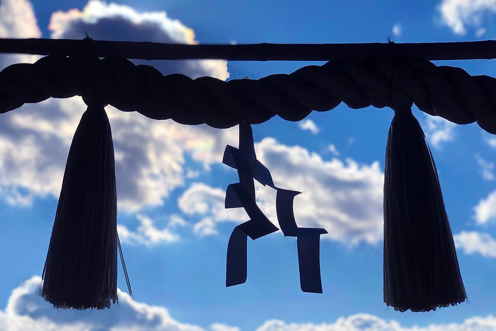 出雲大神宮 岡山 神社 地鎮祭 月始祭