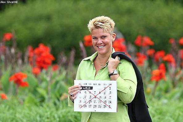 Roselene: refletir com a mochila nas costas enquanto percorria trilhas místicas