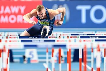 Heptathlon 60m hurdles