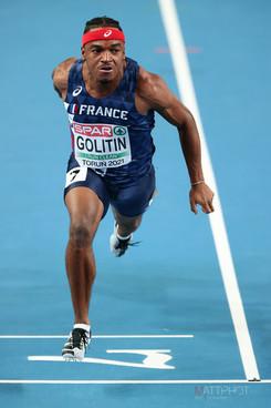 Semi final 60m Men