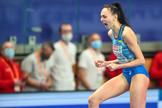 Final High Jump Women