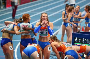 Relay 4x400m Women