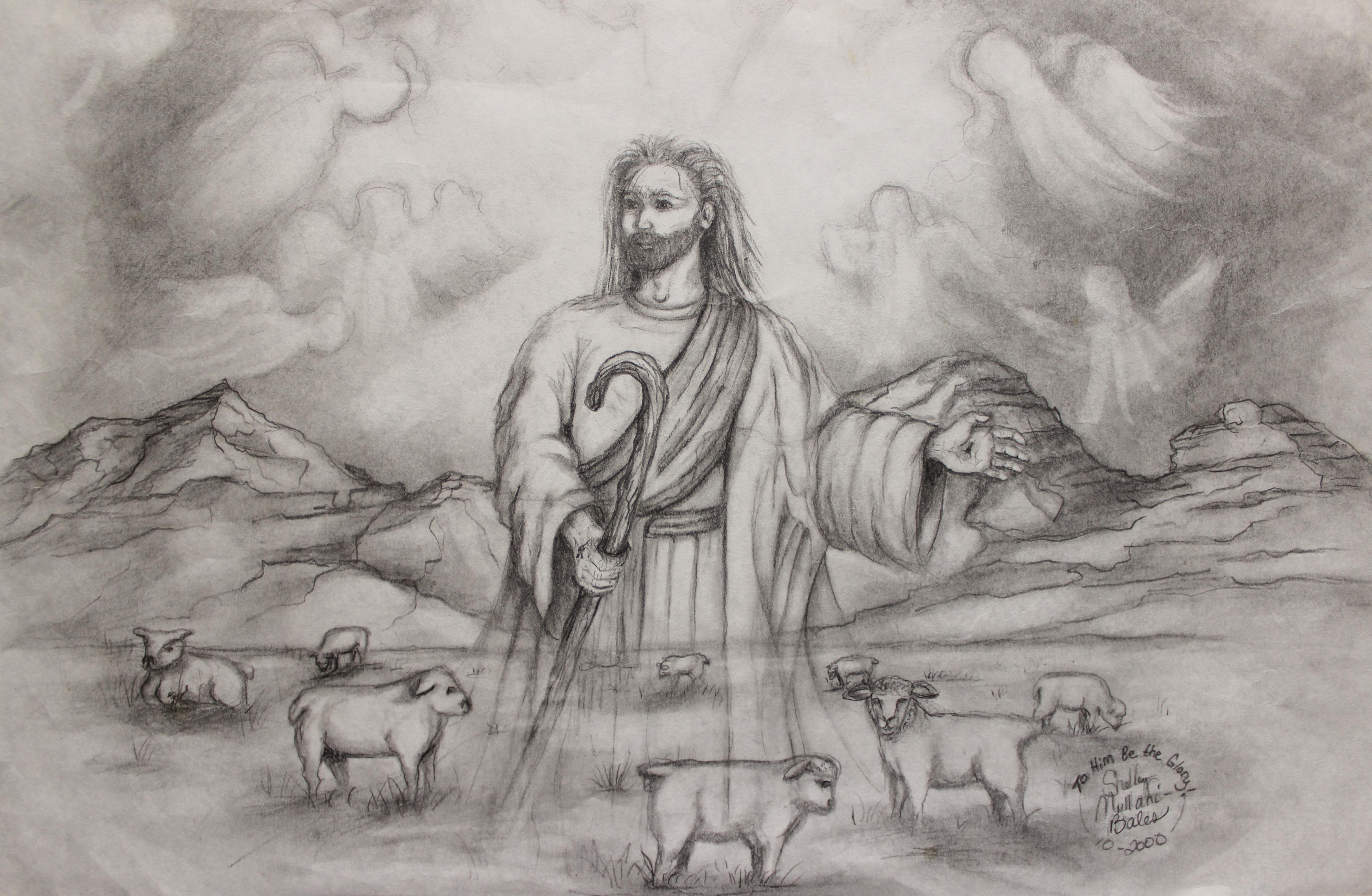 """A Shephard's Sacrifice"""