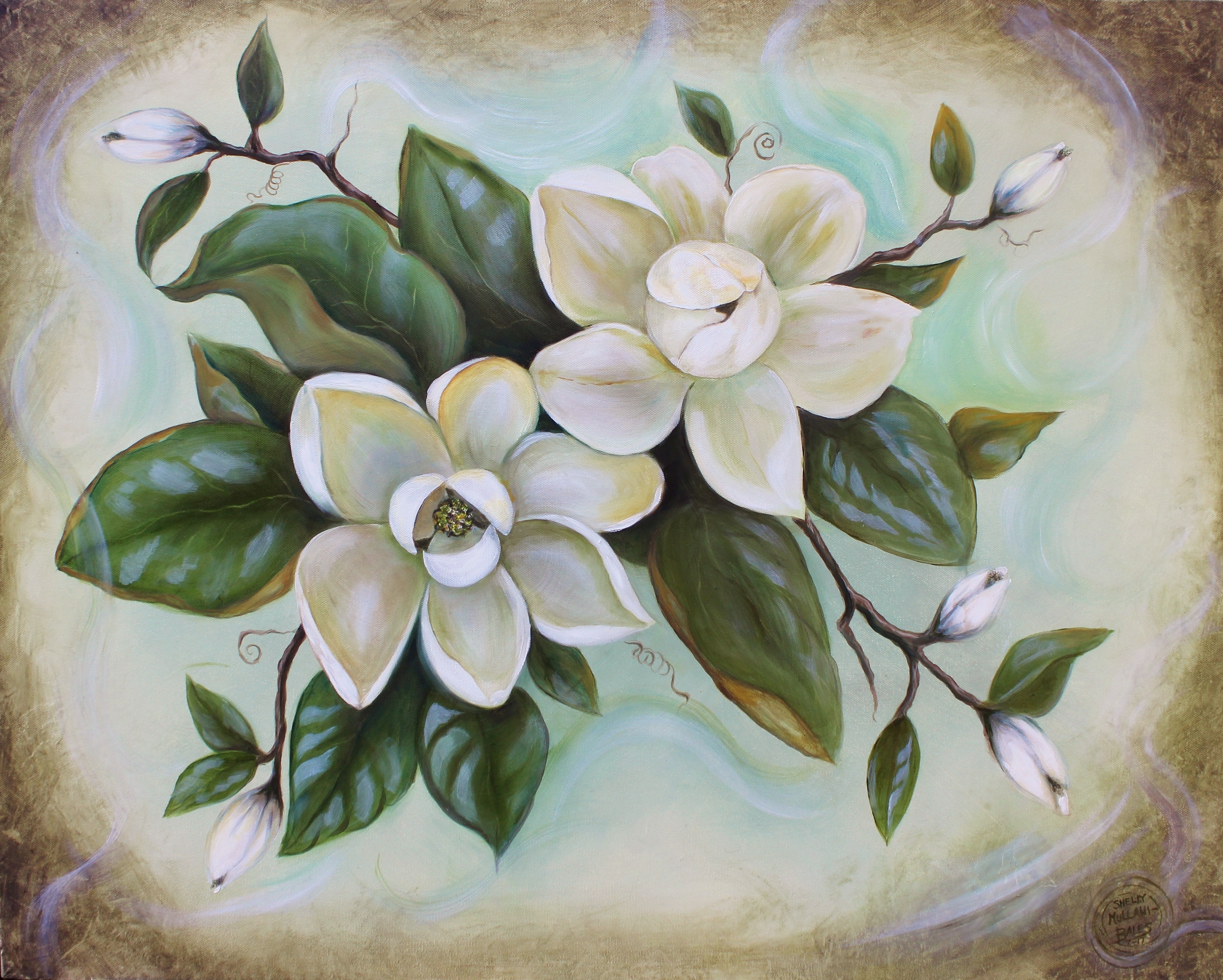 """""""Magnolia Spirit"""""""