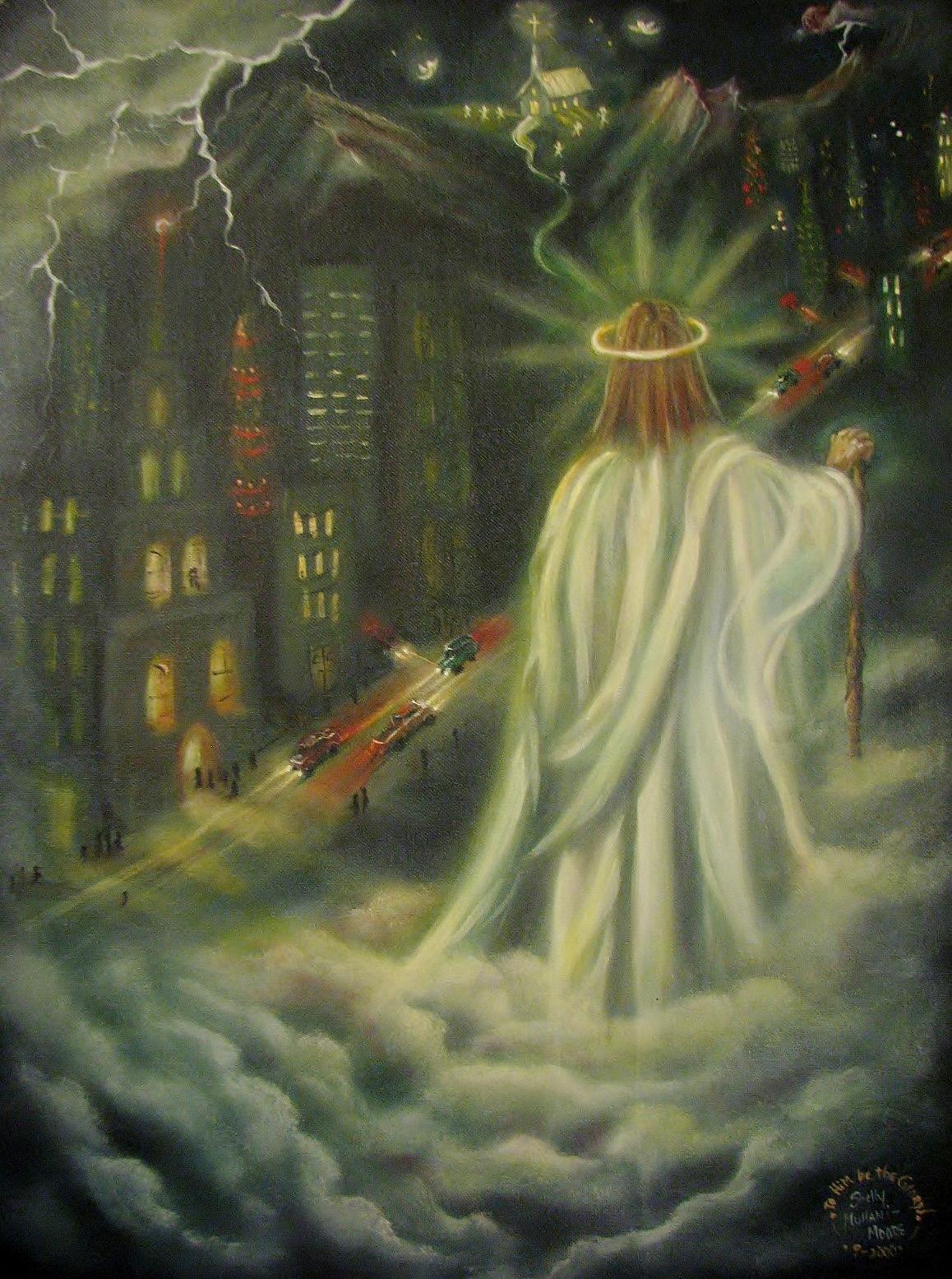 """""""Upon His Return"""""""