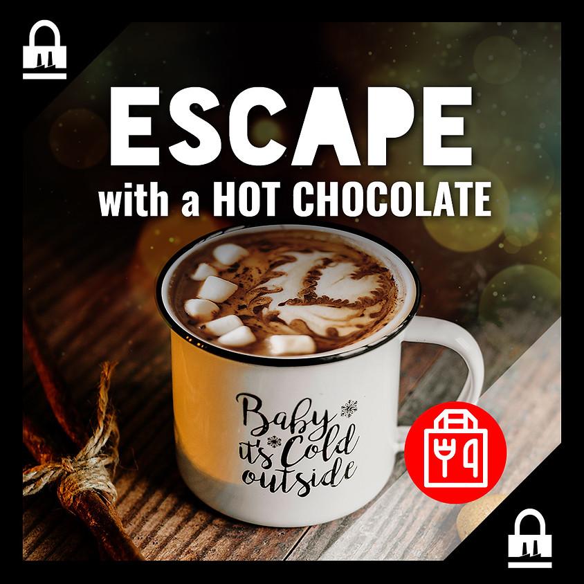 SINTERKLAAS DEAL: Escape Room & Chocolade!