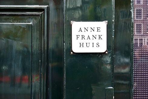 Anne Frank en Amsterdamse School - WeRe