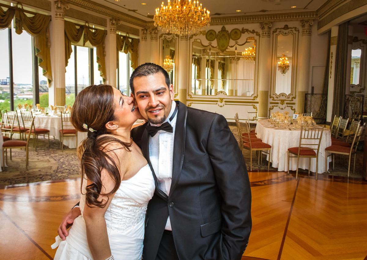 Edhilson & Marcela Wedding