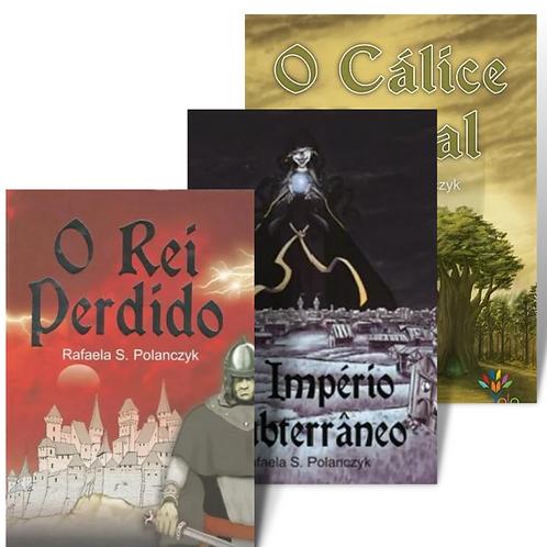 Trilogia - O Deslumbrante Mundo de Jolebon