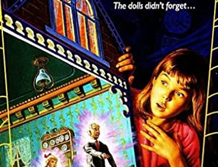 THE DOLLHOUSE MURDERS - THE DOLLS DIDN´T FORGET