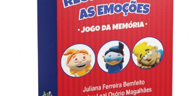 RECONHECENDO AS EMOÇÕES - JOGO DA MEMÓRIA