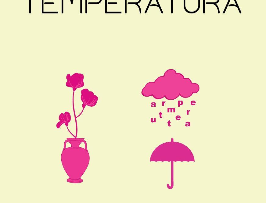 TEMPERATURA - DINÁ CUNHA