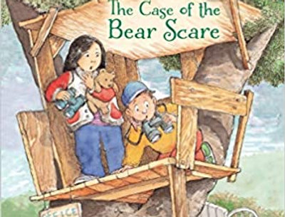 THE CASE OF THE BEAR SCARE