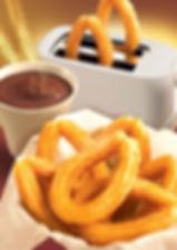 frozen churros by churros garcia